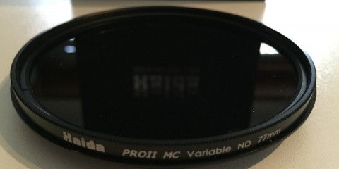 Filtro ND Variabile Pro II Haida