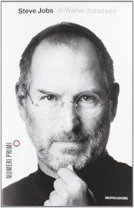 Steve Jobs - Copertina