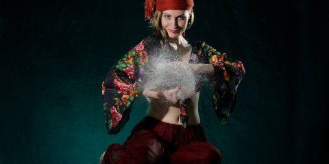 Foto creative con TriggerTrap - sensore sonoro