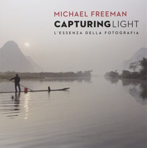 Capturing light - Copertina