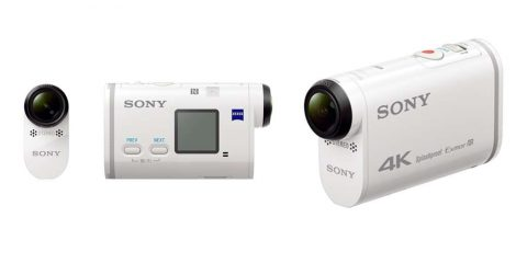 Sony FDR X1000V Featured