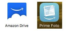 Applicazioni Amazon Foto