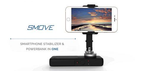 Smove stabilizzatore smartphone cover