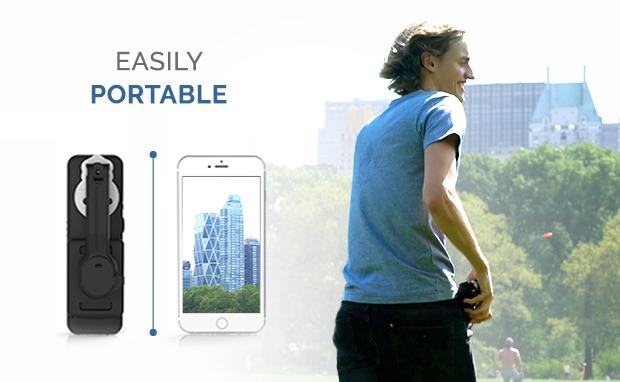Smove portabilita