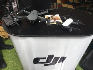 DJI Spark vs DJI Mavic