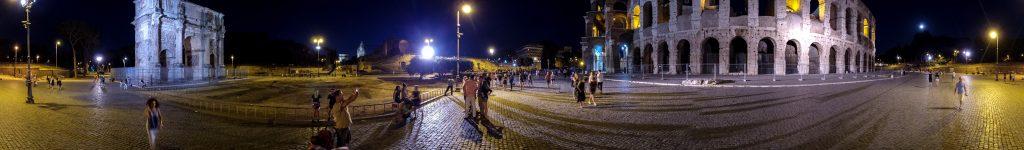 DJI Osmo plus - Panorama 360