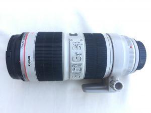 Acquisto obiettivo usato - ottica zoom canon