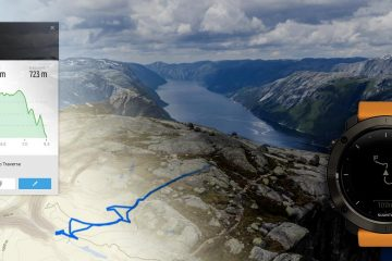 Tracce GPS Suunto - Featured