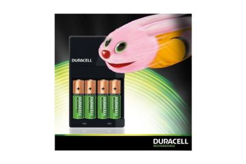 Caricabatterie duracell CEF14
