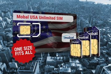 Mobal SIM USA Unlimited