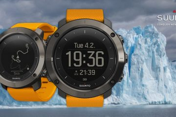Suunto traverse smartwatch outdoor