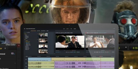 Video editing professionale
